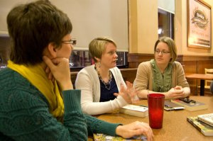Discussing Jane AustensEmma